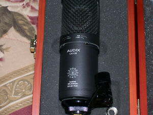 Audix CX 112B Large Condenser Microphone with Cardioid Pattern West Island Greater Montréal image 1