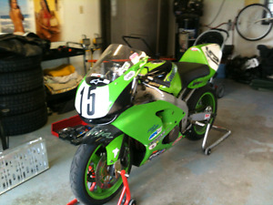 98 Ninja Track bike for sale