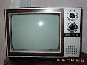 TV couleur de marque Hitachi