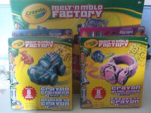 Crayons craft Kingston Kingston Area image 2