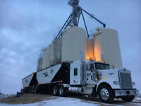 CLASS ONE DRIVER REQUIRED FOR GRAIN HAULING WITHIN ALBERTA