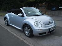 VOLKSWAGEN BEETLE 1.6 LUNA 12MTH MOT LOW MILEAGE GREAT VALUE