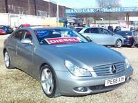 Mercedes-Benz CLS Class 3.0CDi CLS320 Saloon 4d 2987cc 7G-Tronic