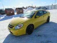 2007 Chevrolet Cobalt SS  COUPE  ONLY  87 KM