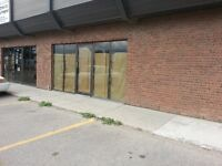 Commercial Space for sublease