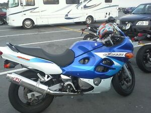 Great starter bike 05 Katana 600