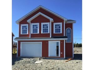 Brand New Move In Ready Raised Bungalow With Attached Garage!