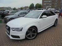 2014 Audi A4 2.0 TDI Black Edition 4dr