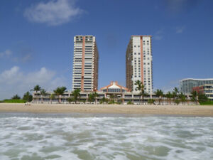 POMPANO BEACH OCEAN FRONT 2 BEDROOM, 2 BATH CONDO FOR RENT