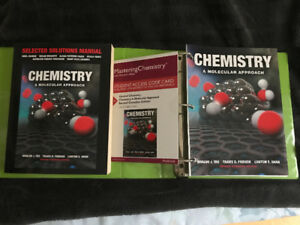 Chemistry: A Molecular Approach, Second Canadian Edition