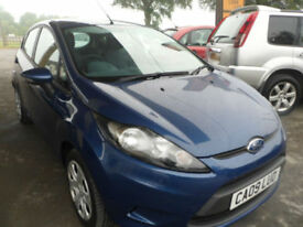 Ford Fiesta 1.25 Style + 2009