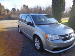 2016 Dodge Grand Caravan SXT Minivan, Van with Warranty
