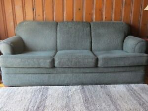 Dark Green 3 Seater Sofa