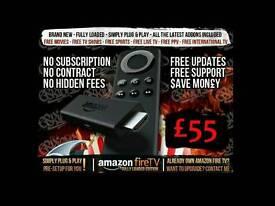 Amazon Fire TV Stick & KODI