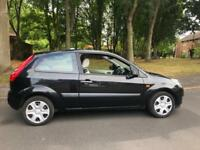 Ford Fiesta 1.25 2006.style Climate + TEST 2019 + 99k