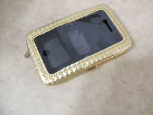 Casing wallet for cellular phone