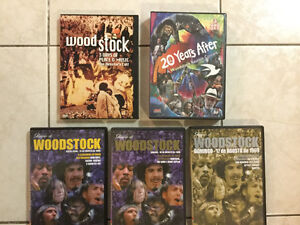 MUSIC FESTIVALS / CONCERTS DVDs * VARIOUS/WIDE SELECTION! London Ontario image 3