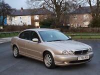 2004 Jaguar X-Type 2.0 D Classic 4dr