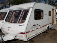 Swift Celeste 19/4 2004 Lightweight 4 Berth Touring Caravan
