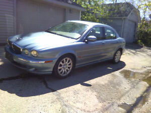 2003 Jaguar X-TYPE V6 Sedan with 154,km $2500 or best offer