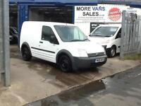 2008 Ford Transit Connect 1.8TDCi ( 75PS ) T220 SWB van 12m mot