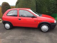 Vauxhall Corsa 1400 Automatic 46242 miles