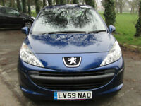 Peugeot 207 1.4 XE**SOUGHT AFTER LOW MILEAGE SMALL PETROL ENGINE**35K**NEW MOT**