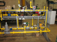 Heating and Cooling - Gas 1, technical and engineering support