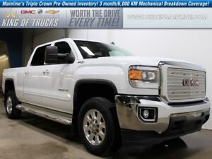 2015 GMC Sierra 2500HD SLE | Heated Seats | Rear Vision Camera