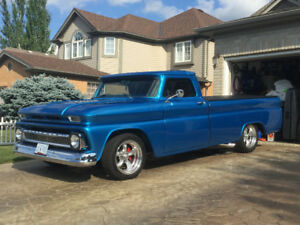 64 Chev C-10 - Chop Top-  For Sale or Trade