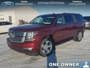 2016 Chevrolet Suburban 1500 LTZ  - one owner