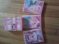 coffret dvd barbie