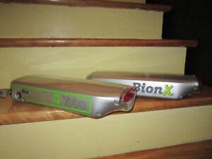 batteries pour vélos électriques Velec,BionX,OHM,etc