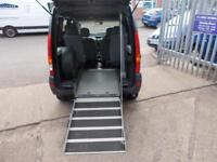 Wheelchair Accessible Renault Kangoo 1.6 16v auto Expression