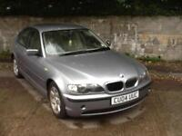 BMW 318 APRIL 17 MOT,1 PREVIOUS OWNER,FULL CREAM LEATHER,AUTOMATIC