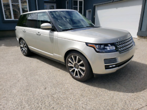 Full Size Range Rover Autobiography
