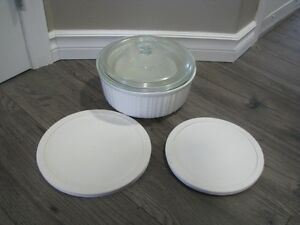 Corning Ware Casserol Dishes
