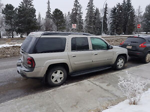 2003 Chevrolet Trailblazer 5.3 v8 4x4 leather SUV