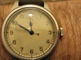 Men's omega watch