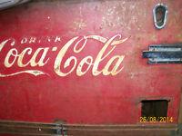 Coca Cola Machine for that Man Cave or Rec Room
