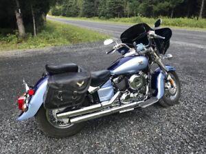 Moto Yamaha V-star 650 - 2004