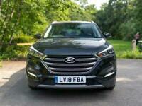 2018 Hyundai Tucson 1.7 CRDI BLUE DRIVE PREMIUM DCT (S/S) 5DR Auto Estate DIESEL