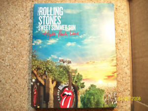 The Rolling Stones (Live At Hyde Park 2013) Blu-Ray