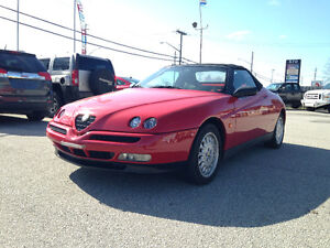 1998 Alfa Romeo Spider spark Convertible * ORIGINAL * LIKE NEW