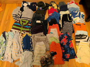 12-24 months boy's clothing lot 4