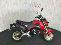 HONDA MSX MSX 125-F MSX125 GROM LEARNER LEGAL 2016 LOW MILES 1619MLS