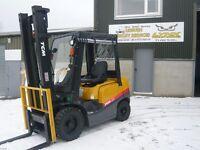 Forklift cabs