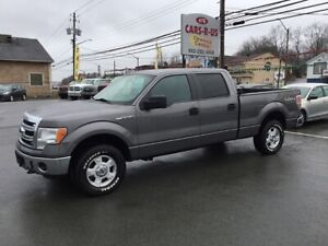 2014 Ford F-150 4x4 XLT 4dr SuperCrew Styleside 6.5 Box