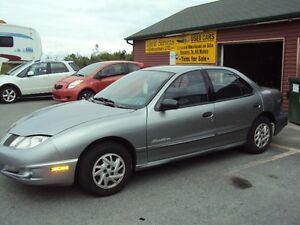 2005 Pontiac Sunfire bace Sedan