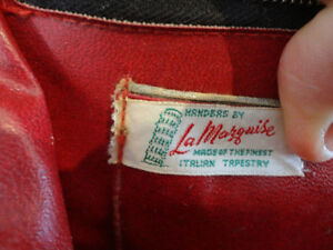 Vintage 1950's Ladies La Marquise Fine Italian Tapestry Purse Kitchener / Waterloo Kitchener Area image 3